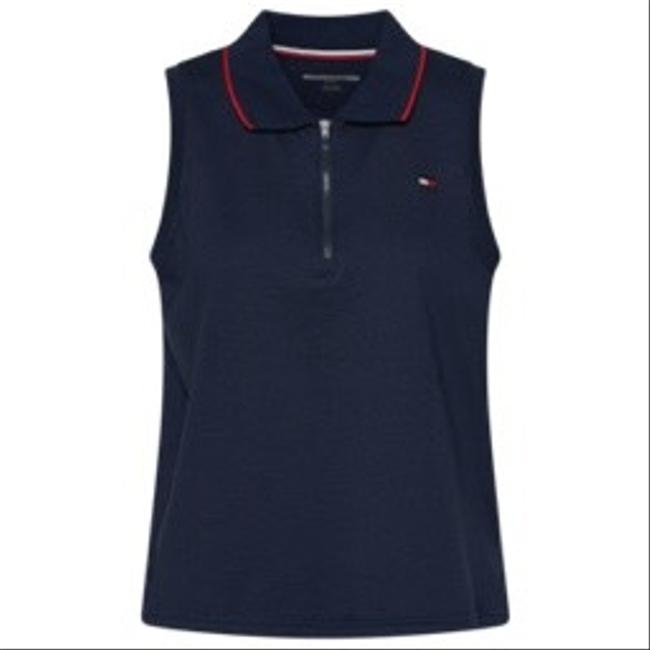 Tommy Hilfiger Tommy Hilfiger Sport Coolmax Sleeveless Polo-NWT Image 2