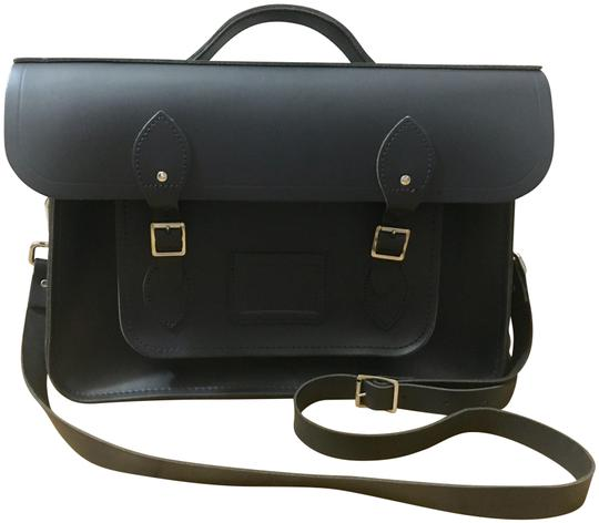 Preload https://img-static.tradesy.com/item/25932118/the-cambridge-satchel-company-buckled-navy-leather-satchel-0-1-540-540.jpg