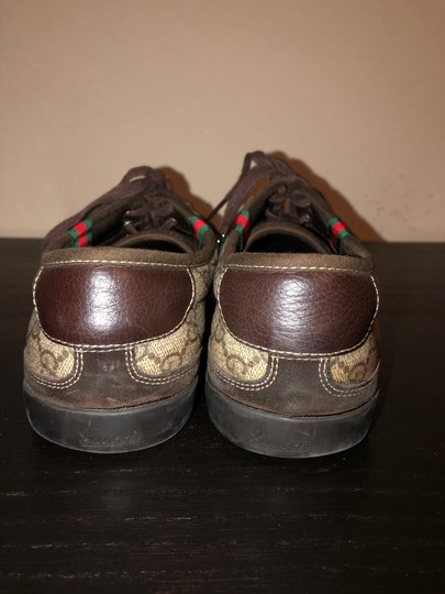 Gucci Brown Athletic Image 2