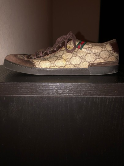 Gucci Brown Athletic Image 4