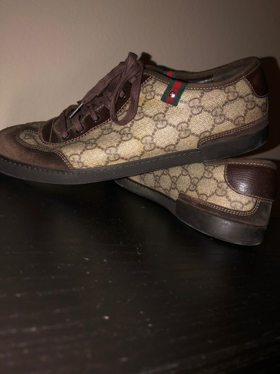 Gucci Brown Athletic Image 5