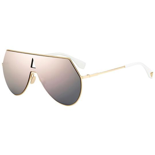 Preload https://img-static.tradesy.com/item/25932155/fendi-rose-gold-new-0193s-ff0193s-eyeline-aviator-shield-mirrored-sunglasses-0-0-540-540.jpg
