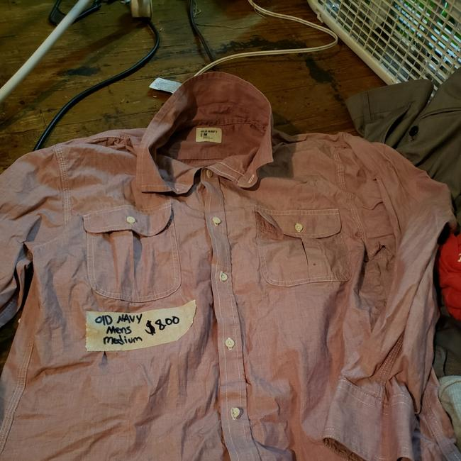 Old Navy Button Down Shirt Image 2