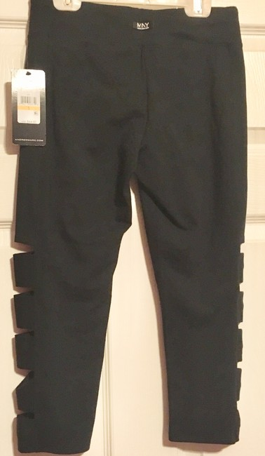 Andrew Marc Marc NY Performance Cotton Cutout Leggings-NWT Image 2