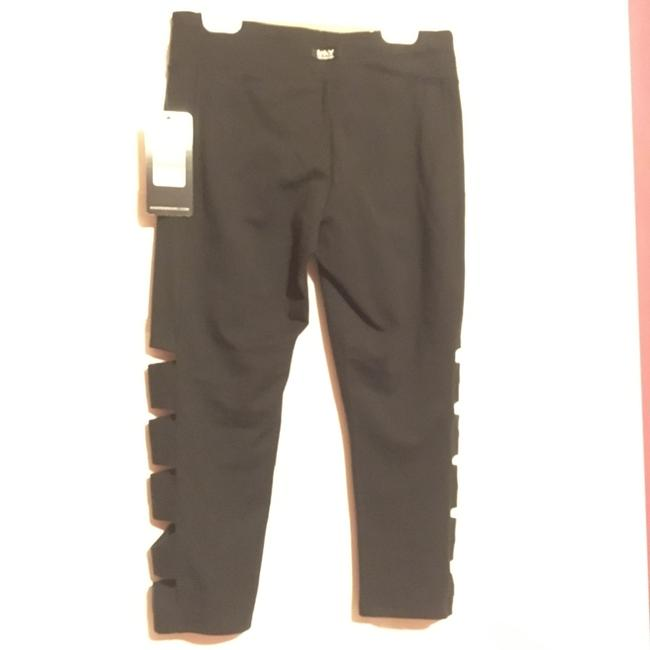 Andrew Marc Marc NY Performance Cotton Cutout Leggings-NWT Image 4