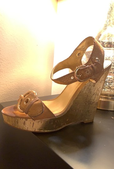zinc Gold Wedges Image 9