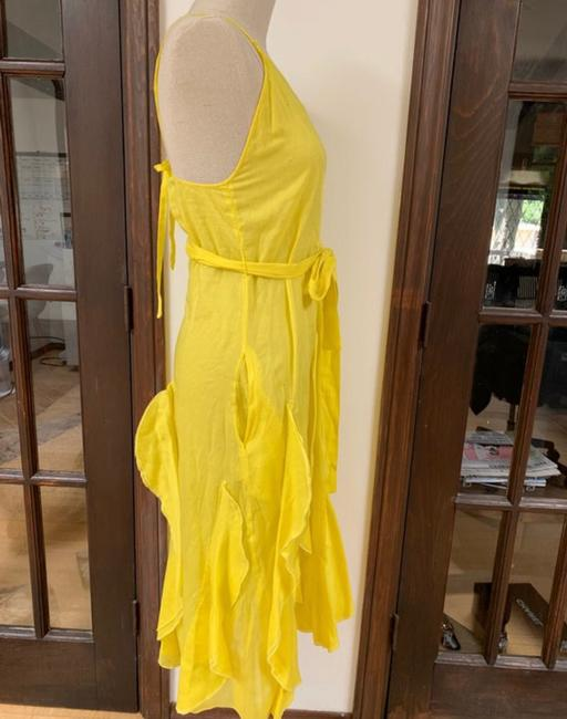 yellow Maxi Dress by Sonia Rykiel Image 4