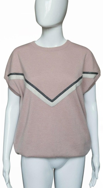 Preload https://img-static.tradesy.com/item/25932293/brunello-cucinelli-pink-cashmere-size-m-sweater-0-2-650-650.jpg