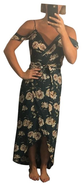 Preload https://img-static.tradesy.com/item/25932320/forever-21-green-floral-wrap-long-casual-maxi-dress-size-4-s-0-1-650-650.jpg