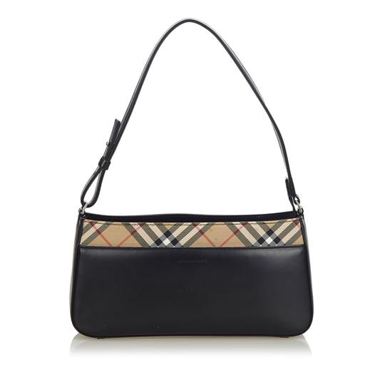 Preload https://img-static.tradesy.com/item/25932362/burberry-with-multi-leather-united-kingdom-small-black-canvas-baguette-0-0-540-540.jpg