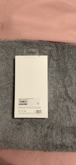 Apple iPhone 7 Smart Battery Case White Image 1