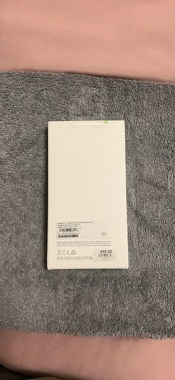 Apple iPhone 7 Smart Battery Case White Image 6
