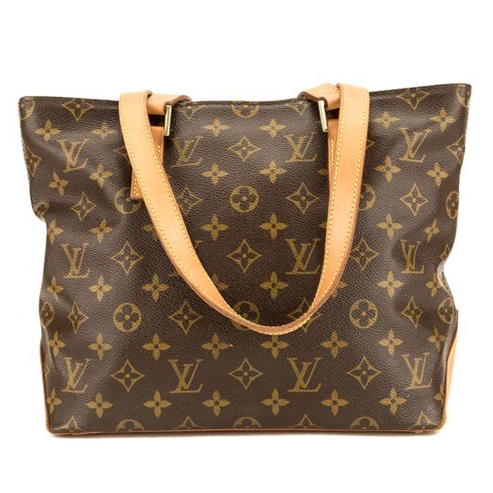 Louis Vuitton Tote in Brown Image 0