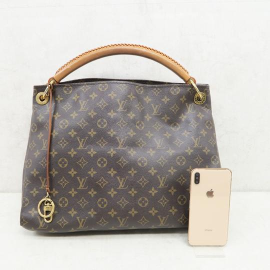 Louis Vuitton Lv Monogram Artsy Mm Hobo Bag Image 1