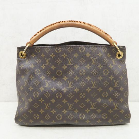 Louis Vuitton Lv Monogram Artsy Mm Hobo Bag Image 2