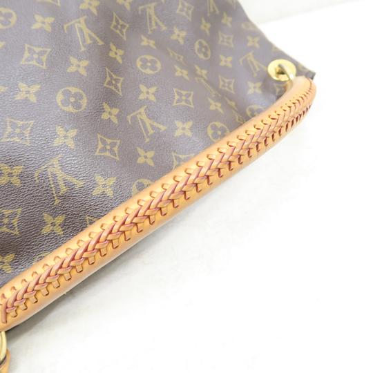 Louis Vuitton Lv Monogram Artsy Mm Hobo Bag Image 5