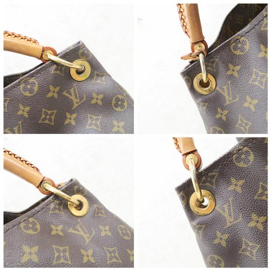 Louis Vuitton Lv Monogram Artsy Mm Hobo Bag Image 6
