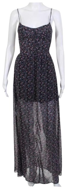 Preload https://img-static.tradesy.com/item/25932641/reformation-black-red-floral-sheer-long-casual-maxi-dress-size-0-xs-0-2-650-650.jpg