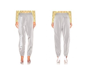 T by Alexander Wang Relaxed Pants Silver