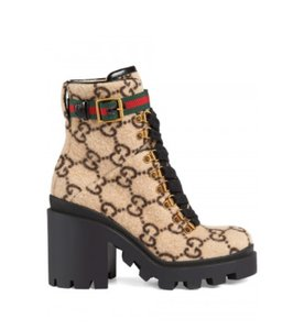 Gucci Beige Boots