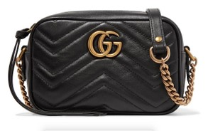 Gucci Marmont Gg Cross Body Bag