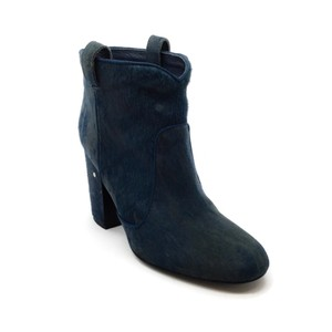 Laurence Dacade Navy Blue Boots
