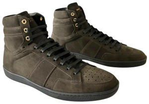 Saint Laurent Men Soho Sl/10h Italy Haunting Green Athletic