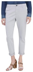 AG Relaxed Pants white