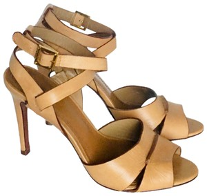 Tory Burch Stiletto Sexy Taupe Sandals