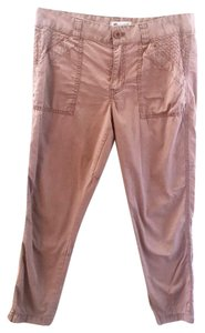 Madewell Relaxed Pants pink