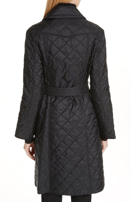 Burberry Quilted Classic Trench Coat Image 2