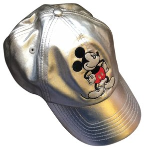 Disney Disney Baseball Cap - Mickey Mouse Timeless Silver Hat For Women