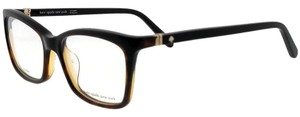 Kate Spade CORTINA-W4A-50 Eyeglasses Size 50mm 16mm 130mm Havana