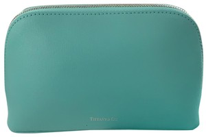 Tiffany & Co. Blue Clutch