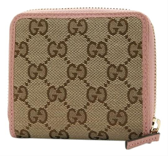 Preload https://img-static.tradesy.com/item/25935905/gucci-pink-womens-beige-gg-guccissima-french-zip-346056-wallet-0-1-540-540.jpg