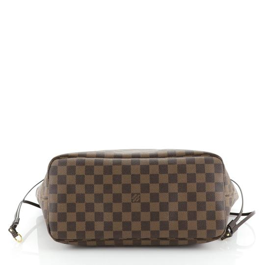 Louis Vuitton Neverfull Tote in brown Image 3