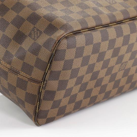 Louis Vuitton Neverfull Tote in brown Image 5