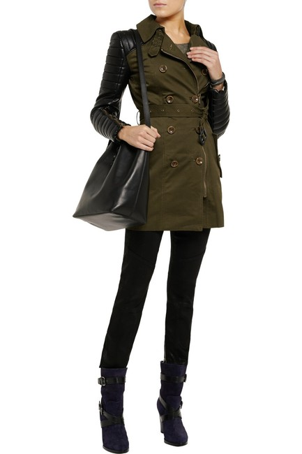 W118 by Walter Baker Trench Coat Image 1