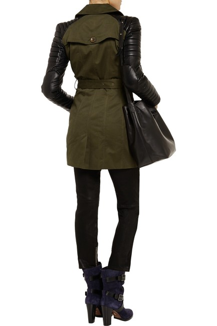 W118 by Walter Baker Trench Coat Image 2