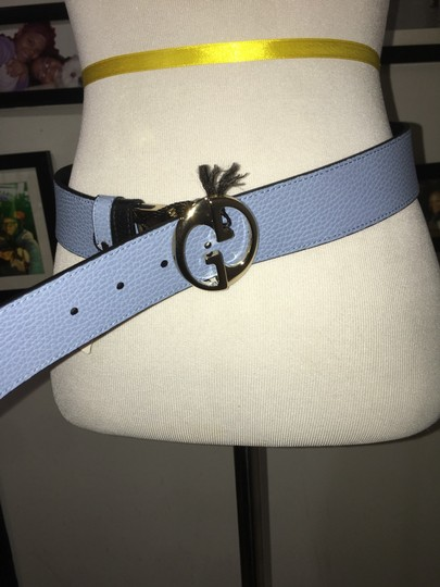 Gucci Gucci Reversible GG Buckle Belt Image 1