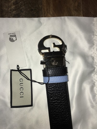 Gucci Gucci Reversible GG Buckle Belt Image 3