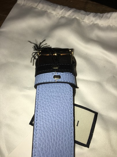 Gucci Gucci Reversible GG Buckle Belt Image 4