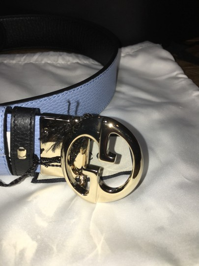 Gucci Gucci Reversible GG Buckle Belt Image 6