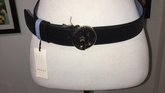 Gucci Gucci Reversible GG Buckle Belt Image 8