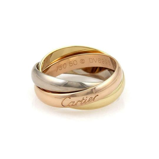 Preload https://img-static.tradesy.com/item/25936299/cartier-57234-trinity-18k-tricolor-gold-35mm-triple-band-size-50-us-5-cert-ring-0-0-540-540.jpg