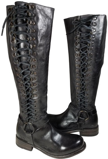 Preload https://img-static.tradesy.com/item/25936950/bedstu-black-burnley-tall-lace-zip-up-riding-leather-cobbler-organic-bootsbooties-size-us-75-regular-0-1-540-540.jpg