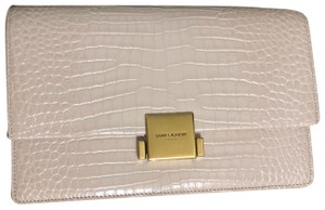 Saint Laurent Wristlet in SHINY FADED PINK