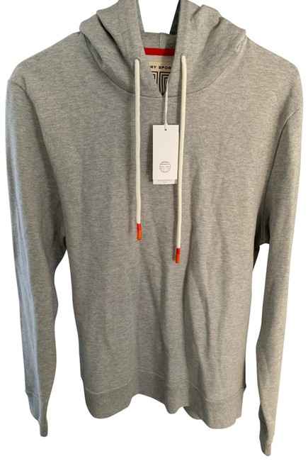 Preload https://img-static.tradesy.com/item/25937433/tory-burch-heather-gray-sport-sweatshirthoodie-size-16-xl-plus-0x-0-1-650-650.jpg