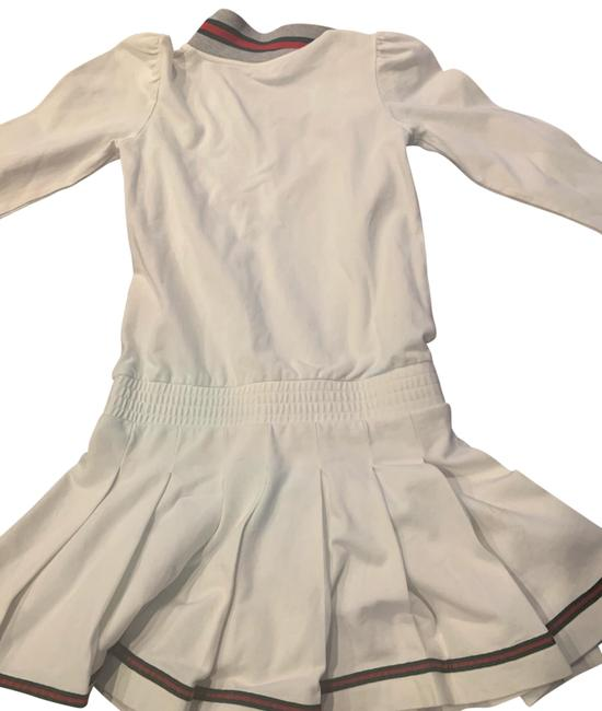 Item - White Mid-length Casual Maxi Dress Size 6 (S)