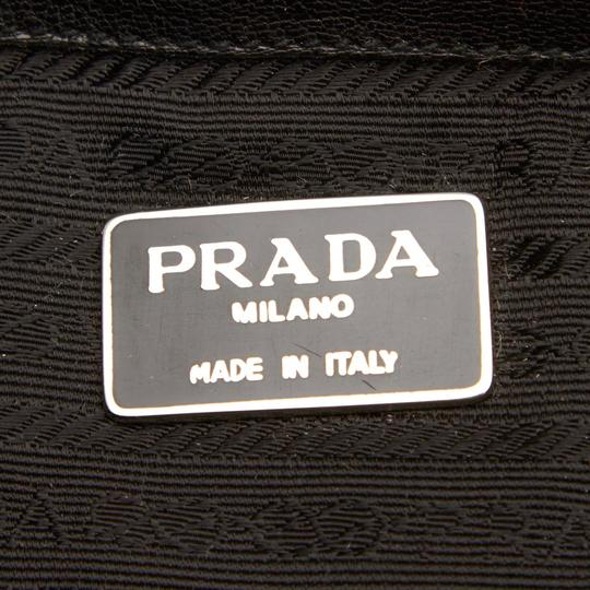 Prada 8cprbp003 Vintage Leather Backpack Image 5